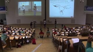 KIT-Kinder-Uni: Geheimschriften und wie man sie knackt