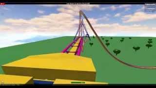 Roblox Nitro Coaster POV