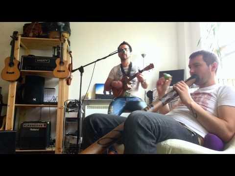 Huckleberry Jam - The Irish Rover (rehearsal)
