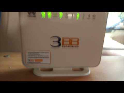 3BB VDSL 20/4 Mb 590บาทแรงจริงไหมมาดูกันจะฯ