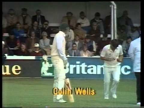Imran Khan in County Cricket