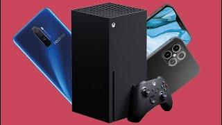 Realme přichází do Čech, pět iPhonů 12 a nový Xbox Series X | Techweek #41