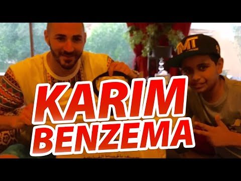 Real Madrid player Karim Benzema In My Sneaker Room