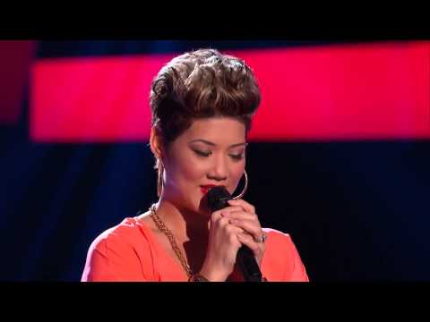 (The Voice Blind Audition) Tessanne Chin - Try