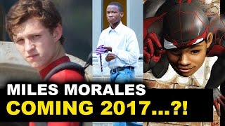 Spider-Man Homecoming - Abraham Attah is Miles Morales Reveal?!