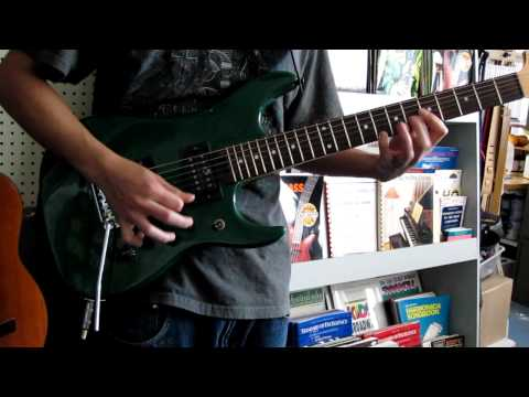 F.C.P.R.E.M.I.X Guitar Cover