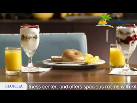 Residence Inn by Marriott Atlanta Perimeter Center East - Chamblee Hotels, Georgia