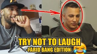 TRY NOT TO LAUGH CHALLENGE 😅 | FARID BANG EDITION 👈🏾