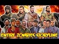 ZOMBIE CHRONICLES DLC 5 FULL ZOMBIES STORYLINE EXPLAINED CALL OF DUTY BLACK OPS 3 ZOMBIES