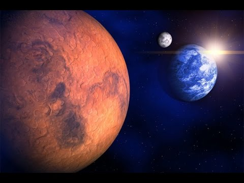 Mars is closest to Earth August 27 2015 year