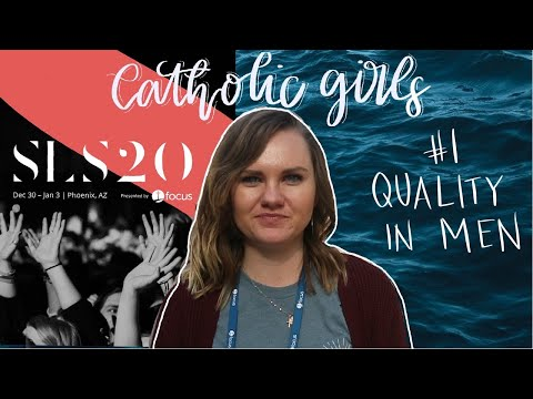 What Catholic women look for in a man | SLS20 Interviews
