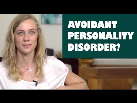 What is Avoidant Personality Disorder? Mental Health Videos with Kati Morton