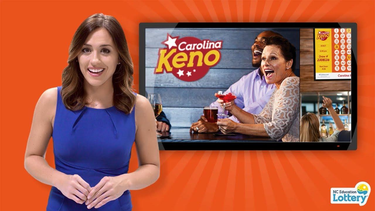 Keno How to Play | NC Education Lottery