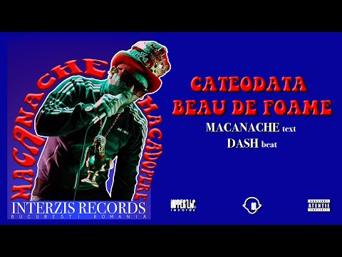 Macanache - Cateodata Beau De Foame