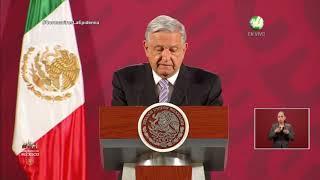 AMLO niega exceso de confianza en México por el tema coronavirus