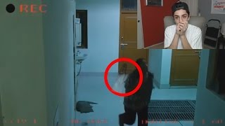 REAL GHOSTS CAUGHT ON TAPE!! (WTF) | FaZe Rug