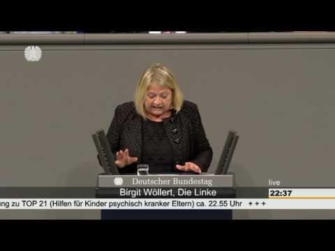 Birgit Wöllert, DIE LINKE: Kinder psychisch kranker Eltern brauchen Unterstützung