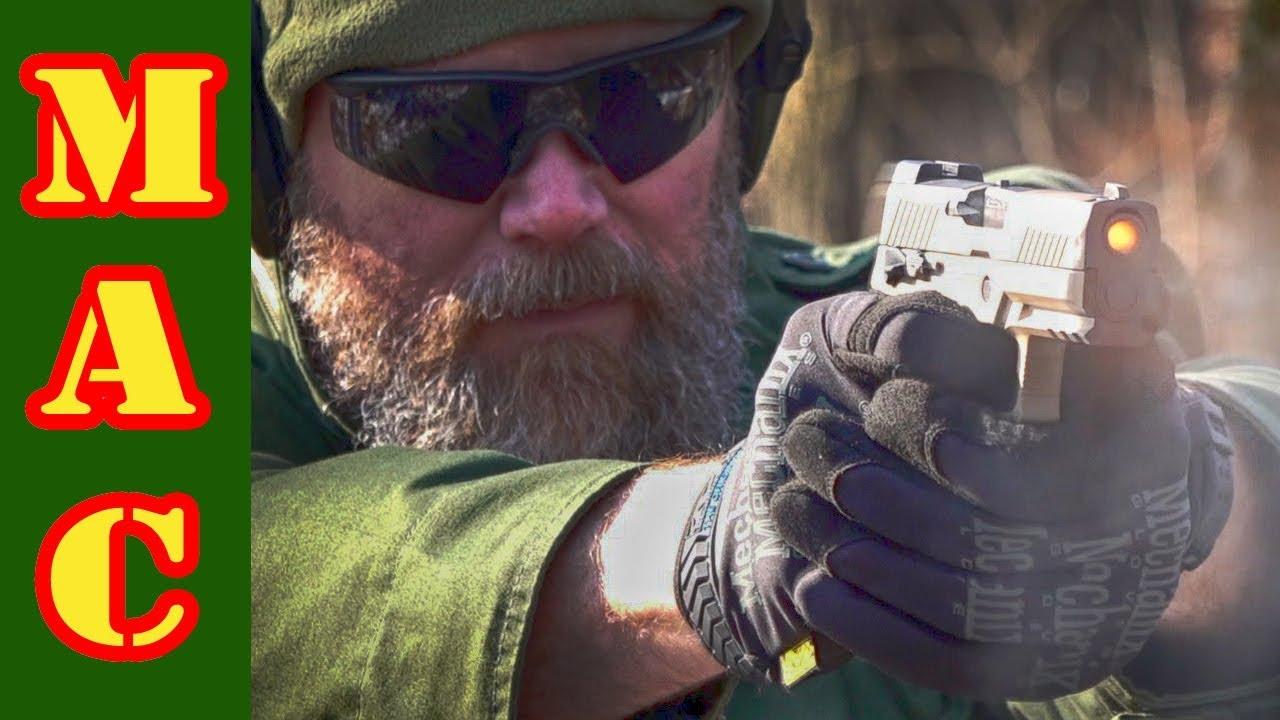 Download New Sig Sauer M18 Service Pistol
