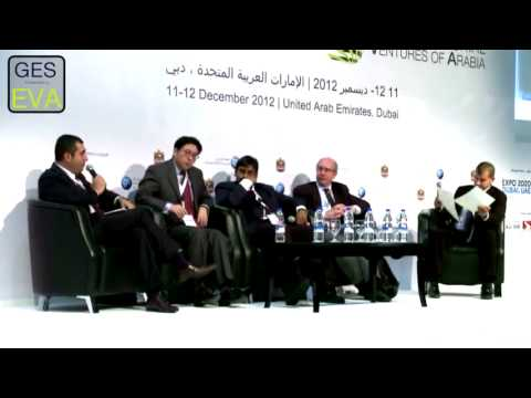 Yavuz EROGLU Entrepreneurship in Emerging Markets panel in Dubai Global Entrepreneurship Summit