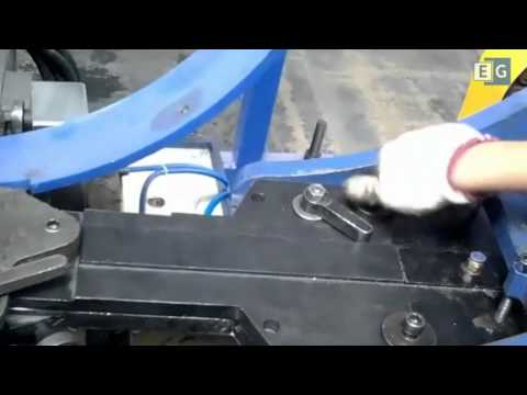 Станок для производства оцинкованных спирально-навивных воздуховодов