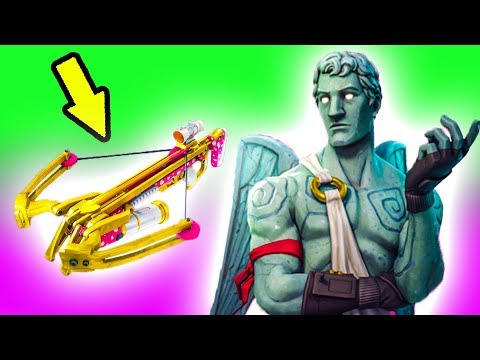 NEW Crossbow & Valentines Day Update! ? Fortnite Battle Royale PC Crossbow Gameplay thumbnail