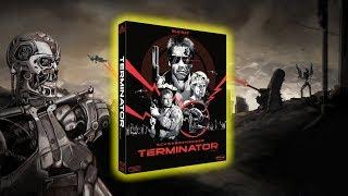 Unboxing Terminator - Edición Iconic Blu-Ray