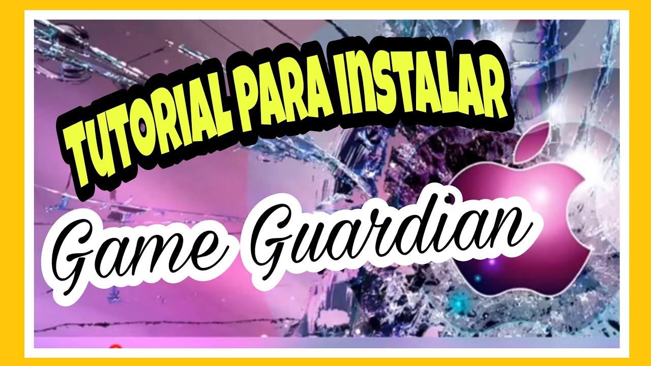 Game guardian скачать на ios