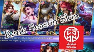 5 Idiot Playing Rank Using Skin Season