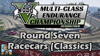 Round Seven (Racecars, Sports Classics) - GTA Multi-Class Endurance Championship Season Four