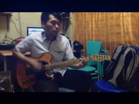 Abud ORIND - MANTAN PACAR (Live Guitar COVER)