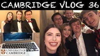 CAMBRIDGE VLOG 36: I'M HALFWAY THROUGH MY DEGREE ALREADY?!