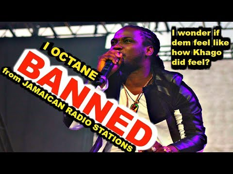 I Octane and Beenie Man Banned From Jamaica Radio Stations