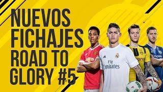 ÚLTIMOS FICHAJES   ROAD TO GLORY #5   CÓMO COMPRAR JUGADORES EN FIFA 17   GUÍA FIFA ULTIMATE TEAM