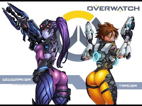 Live Overwatch with Aaron and Emre - GameSocietyPimps