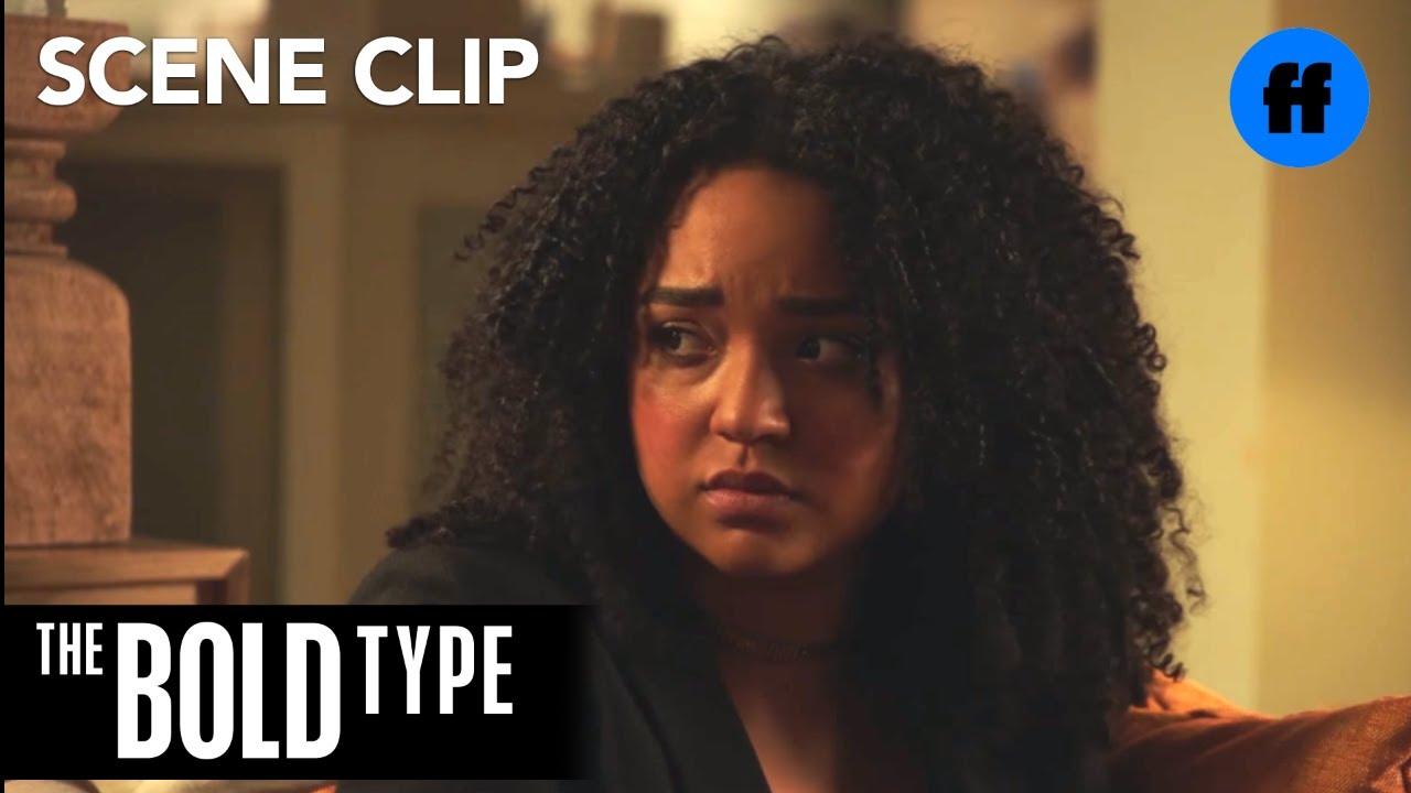 Download The Bold Type | Season 2, Episode 6: Kat's Confession to Jane & Sutton | Freeform