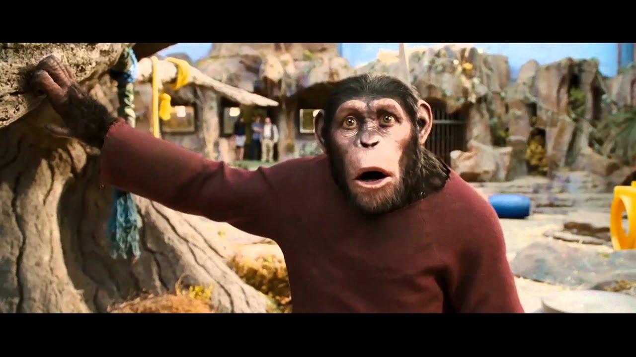 La Planète des singes : Les origines - Extrait 2 Vost