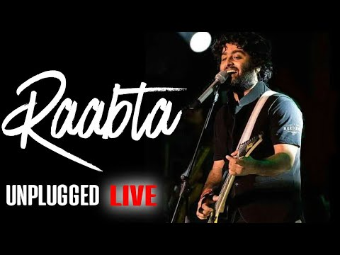Raabta - Unplugged live | Arijit singh Live