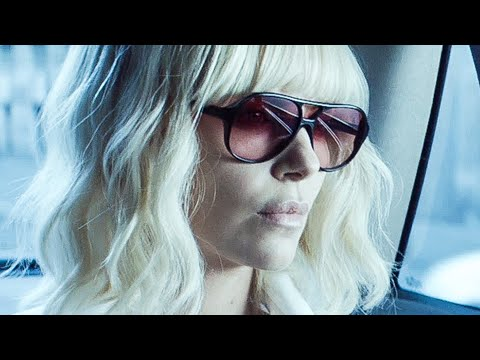 ATOMIC BLONDE Major Tom Trailer 2017