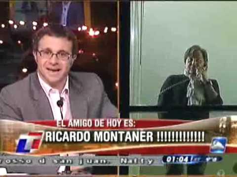 Ricardo Montaner 2-2 ENTREVISTA