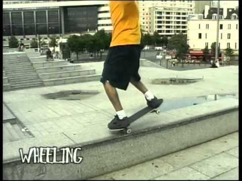 Apprendre le skateboard facilement - débutants