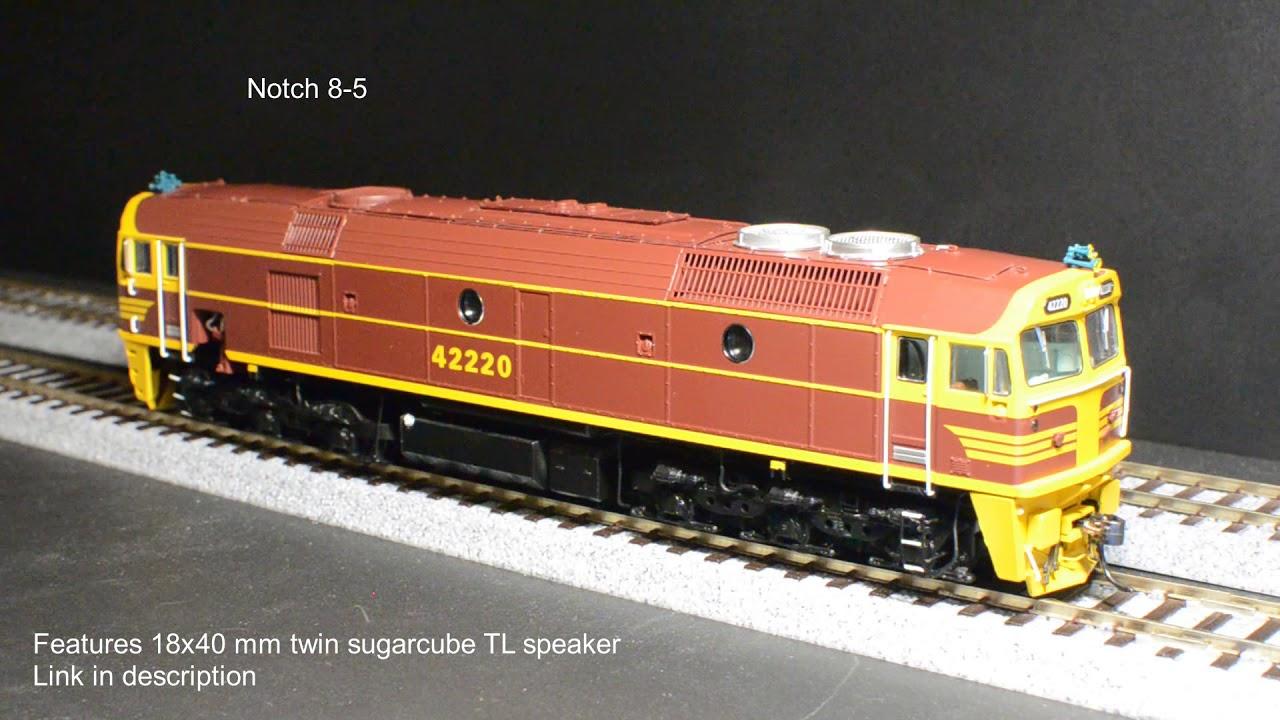 DCCSound NSWGR 422 class