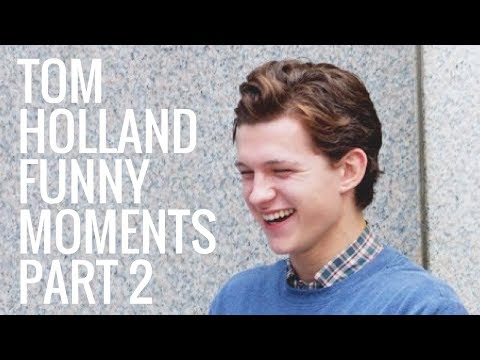 Thumbnail: Tom Holland Funny Moments | Part 2