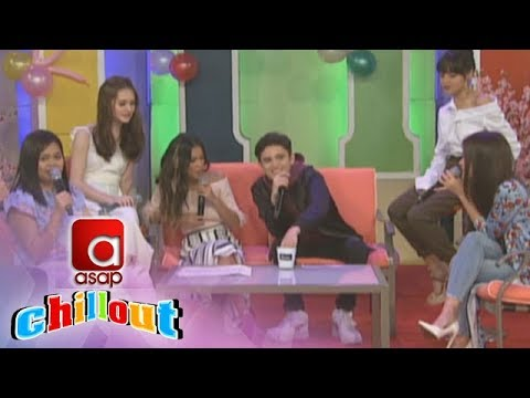 Download Youtube: ASAP Chillout: Celebrity Name Drop Game with James Reid