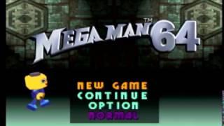 Mega Man 64 Longplay Part 1 - Intro Dungeon & Crashing on Kattelox