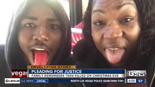 Mother pleads for justice after son killed
