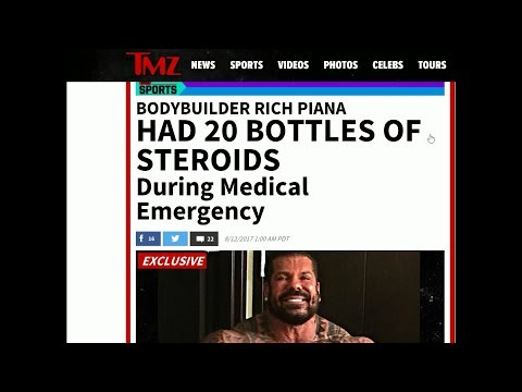 Breaking TMZ News & It's Not Looking Good For Rich Piana
