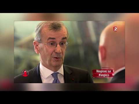 Bitcoin & Gouverneur de la Banque De France [France 2]