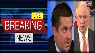 BOOM! Nunes DROPS The HAMMER on Sessions' DOJ With REAL Reason He Won't Give Up The EVIDENCE
