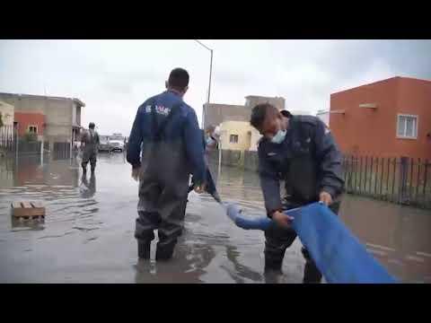 Mantiene GEM apoyo a municipios afectados por las lluvias de esta semana