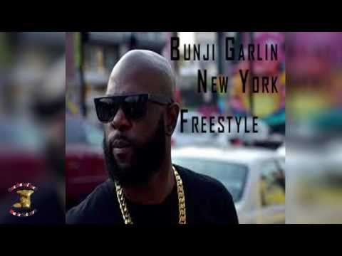 Bunji Garlin - New York Freestyle 2017 Trinidad Soca